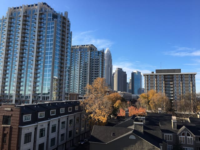 2 Bedroom Condo in Uptown Charlotte