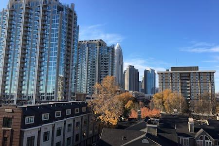 2 Bedroom Condo in Uptown Charlotte - Charlotte - Συγκρότημα κατοικιών