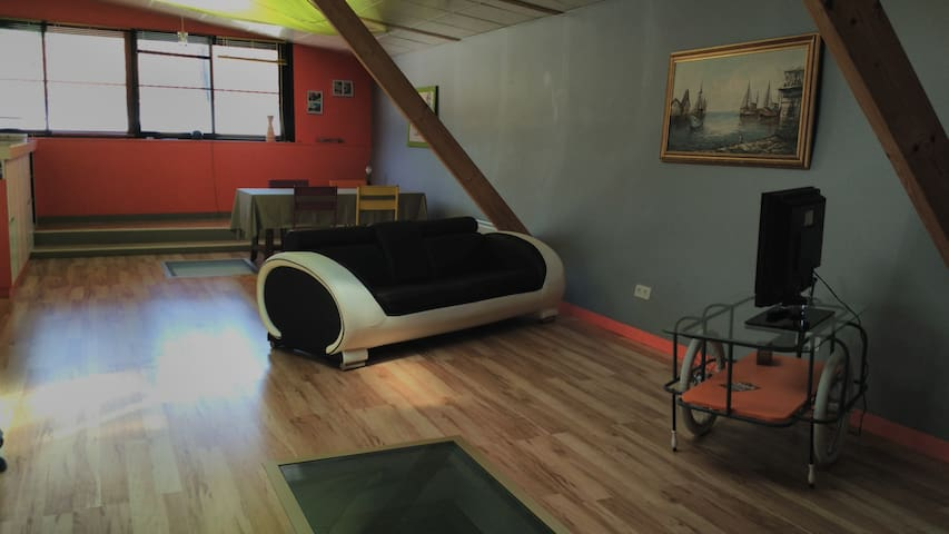 Le loft de l'Atelier