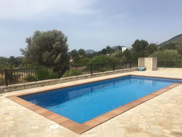 Cozy Villa ▪️Sant Josep, Ibiza ▪️