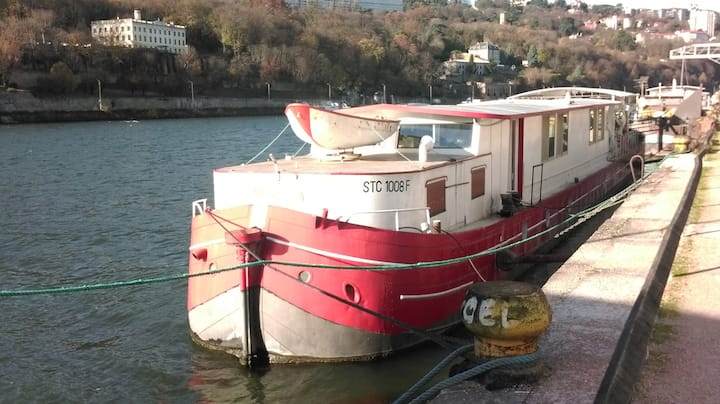 Cap sur la Saône! Un bateau rien que pour vous