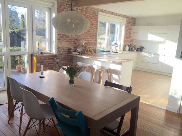 Spacious family-friendly house - Søborg - Hus