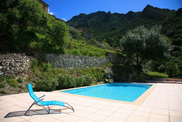 Charme et douceur en Corse - Lama - Appartement