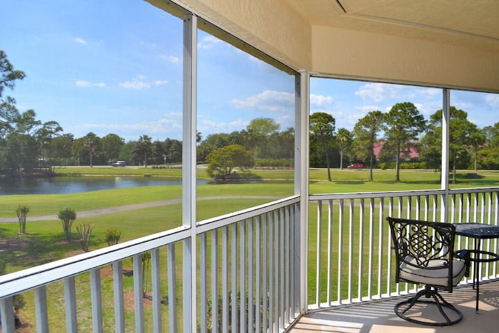 Tivoli 5235 - FREE activities! Golf cart! remodeled townhome, close to beach