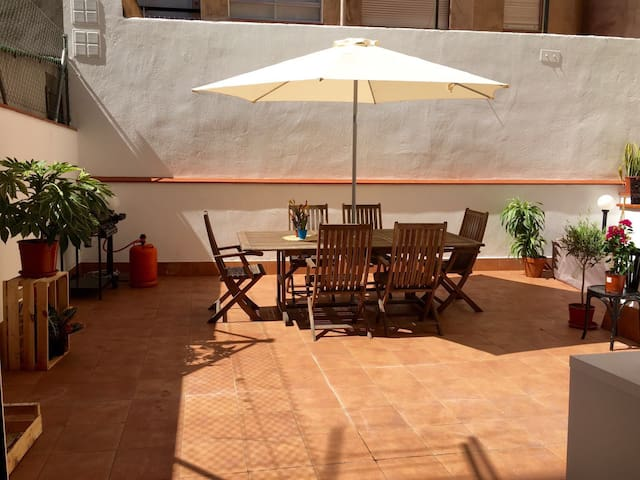 Cozy apartment, 10 min from city center - Barcelona - Apartment