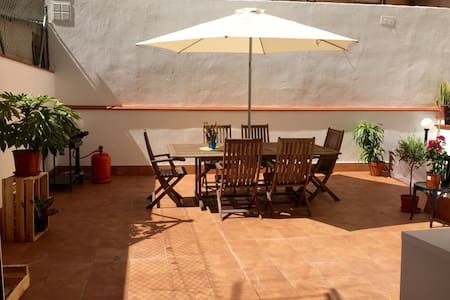 Cozy apartment, 10 min from city center - Barcelona