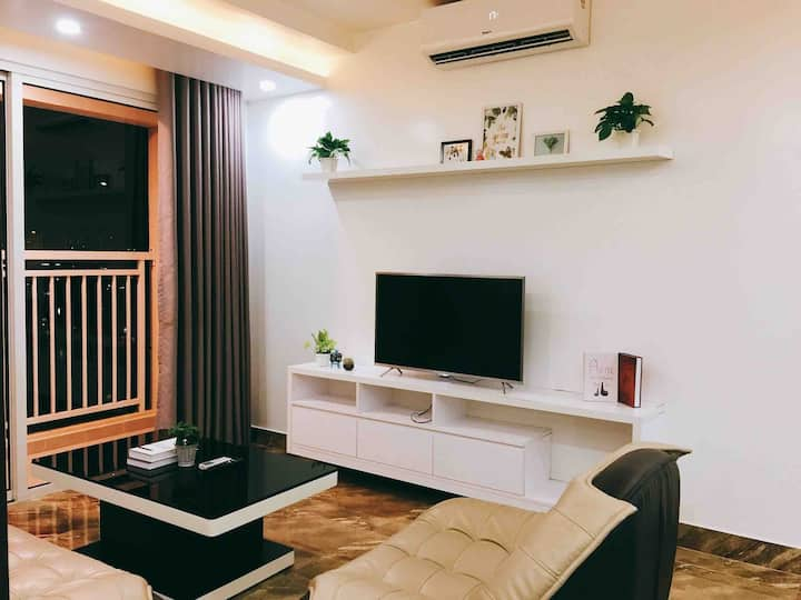 Cozy service apartment in chinatown Cho lon market