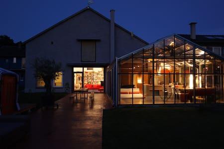 Landidylle in Groß mit viel Platz und Tieren - Friesack - Guesthouse