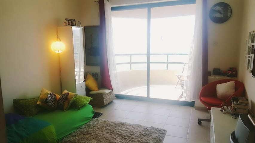 Cosy room with private balcony - Dubai - Apartmen