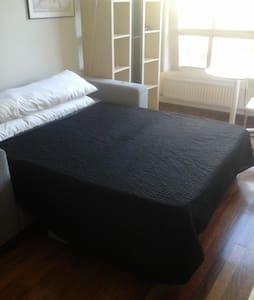 ESTUDIO CHAMBERI + WIFI + CALEFACCION 2pax - Madrid - Apartment