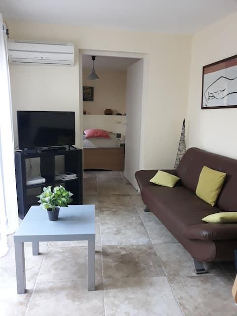 Magnifique Appartement  neuf  deux chambres 60m2.