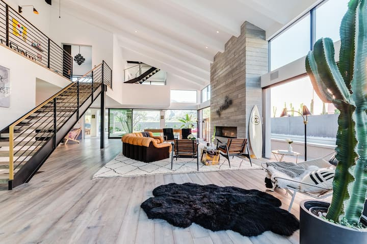 In The Colony by stayLA Luxury Rentals