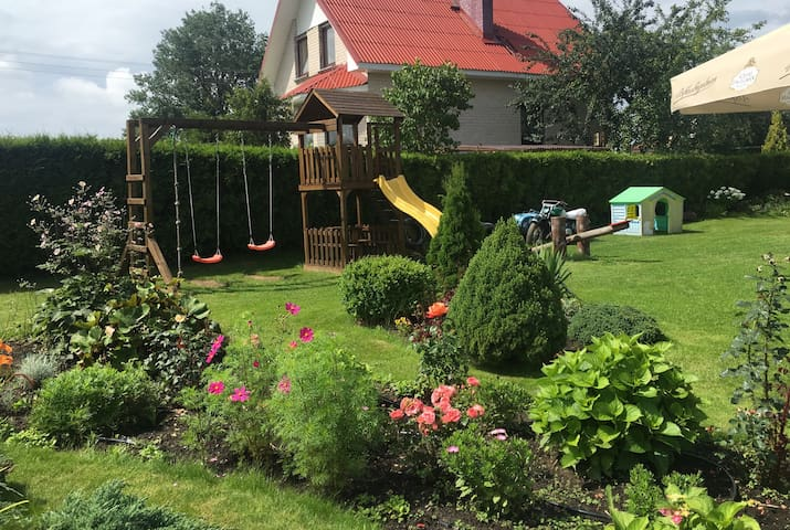 Guest house in 2 km from Vilnius