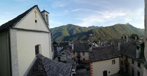 Small cozy apartment in Craveggia (Val Vigezzo)