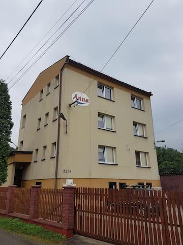 Apartament nr 9 - 2 sypialnie z 4 tapczanami