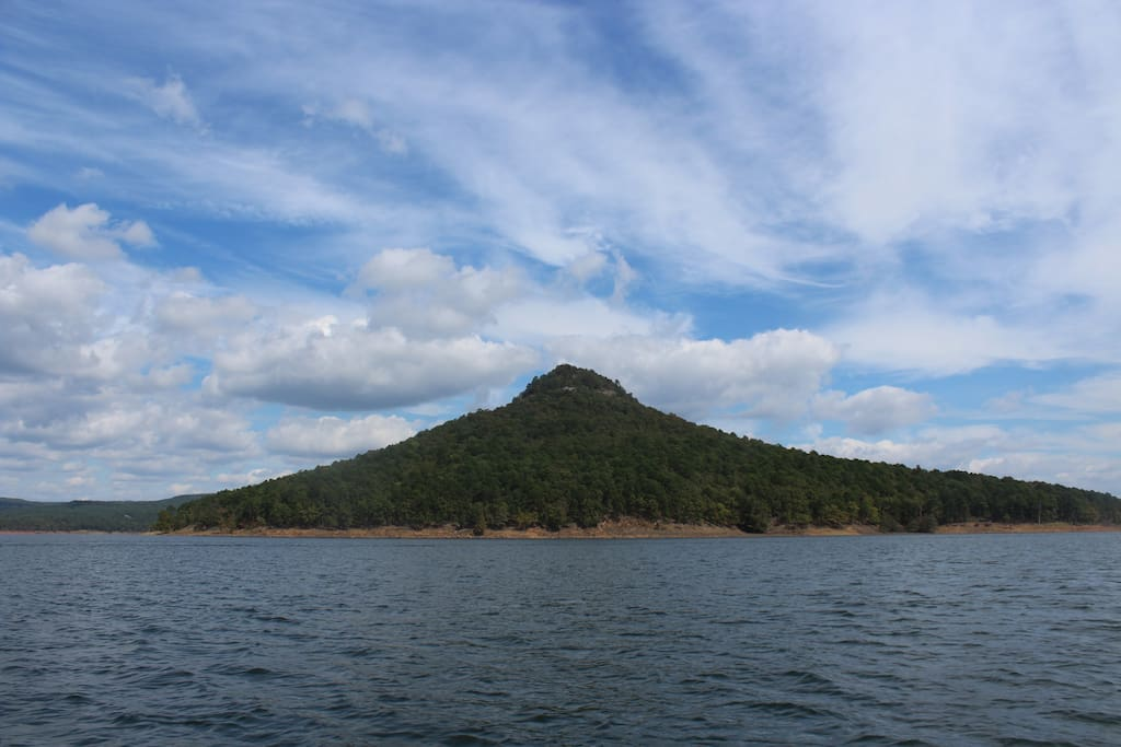 Kayak or Boat to Sugar Loaf Mountain then hike up for a rewarding view