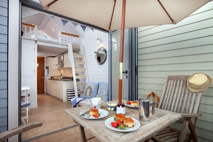 Shaldon Beach Hut 5 - Shaldon - Baraka