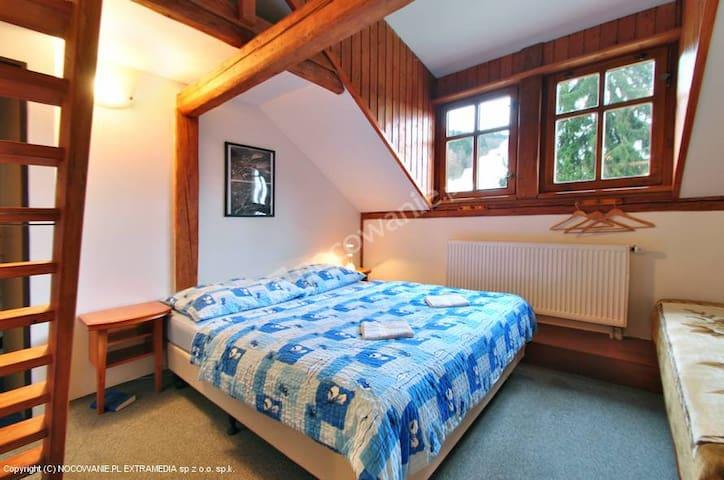 Cosy room 2 - Artur, Cerny dul, Krkonose mountains - Černý Důl - House