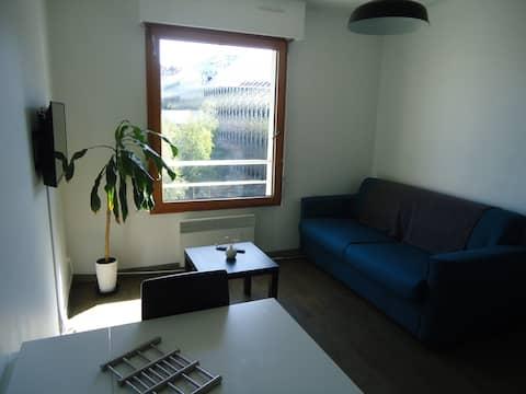 Apartment Cœur de NANTES STUDIO