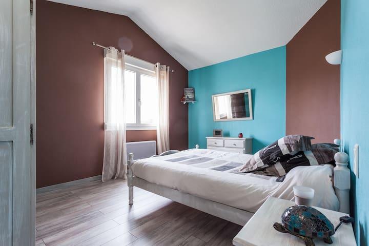 Un petit coin de paradis - Lieuran-lès-Béziers - Rumah