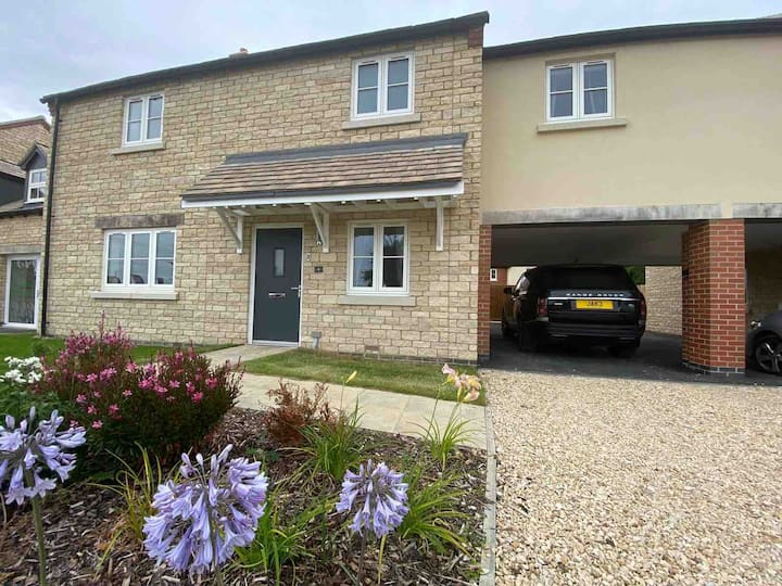 New House for 6, Close to Cotswolds & Blenheim