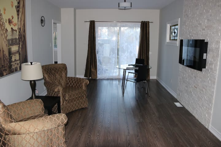 Cozy one bedroom apartment - Niagara Falls - Apartment