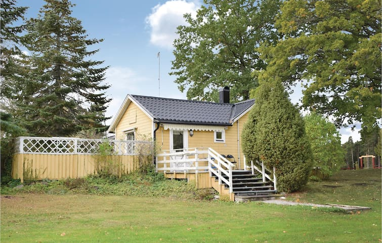 Holiday cottage with 3 bedrooms on 46 m² in Fårösund