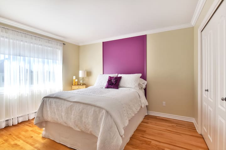 Petit Bonheur -  Queen bed,  private bathroom