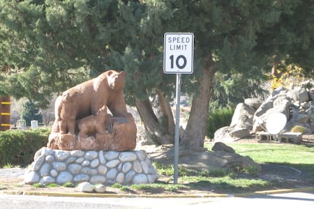 Bear Valley Springs Gated Community, Tehachapi CA - Tehachapi