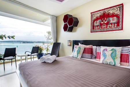 Boracay sea view luxury 2 bedrooms appartment - Appartement