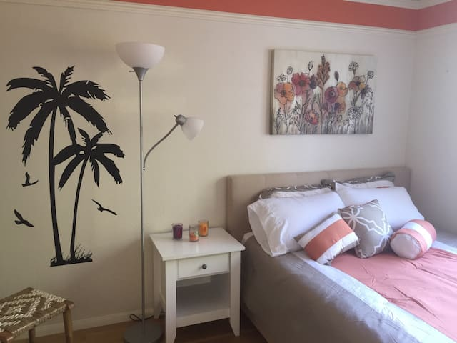 Tranquil Room with Ocean Breeze - Oceanside - Apto. en complejo residencial