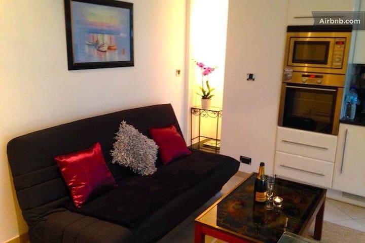 Exclusive apartment in Promenade des Anglais - Nice - Appartement en résidence