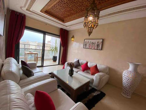 ACACIA Jacob's apartment - Fez city center