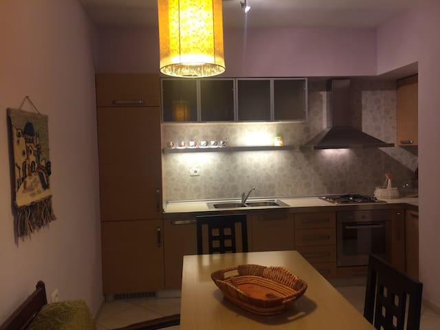 ''Like Home'' apartment in the old city center