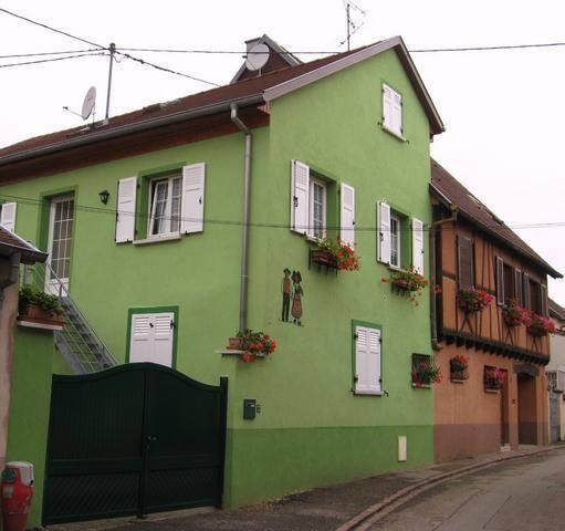 VIGNOBLE Duplex Les Vignerons. 5 km de Colmar