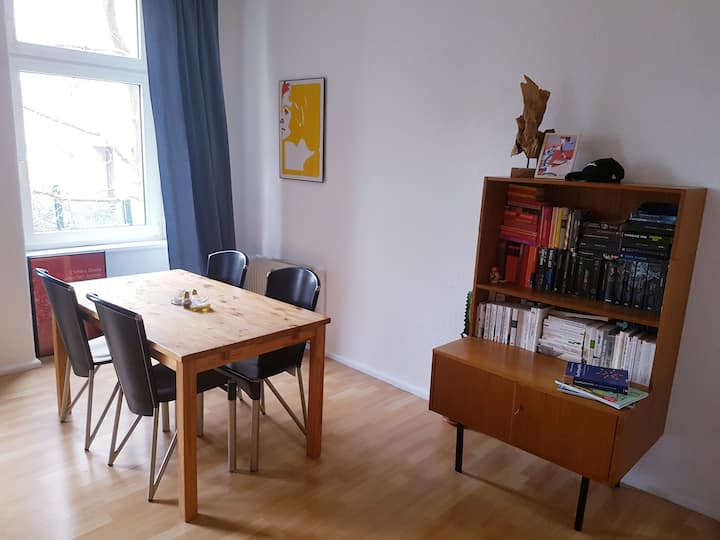 beautiful and cozy room in Moabit