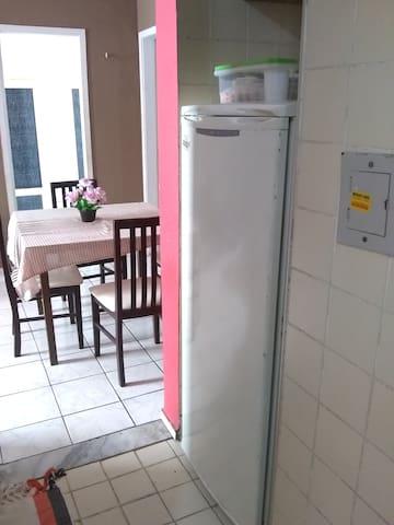 Apartamento Completo com Ótima Localização