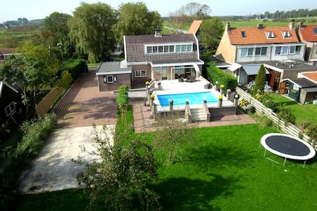 Luxury room near Amsterdam - Westzaan