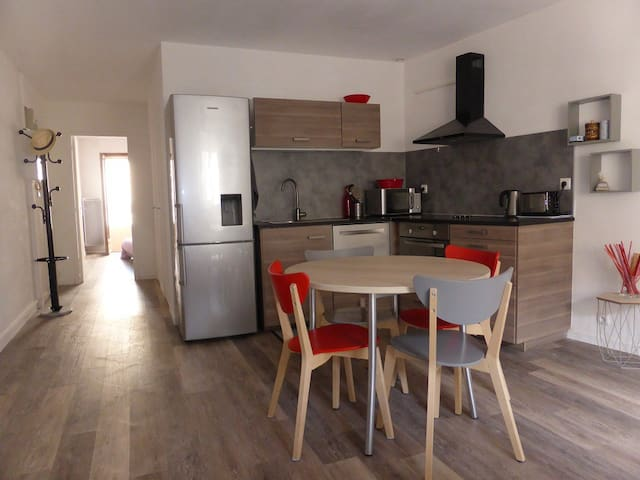 Charming apartment near Montpellier