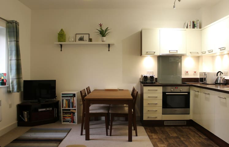Lovely modern studio flat - Oxford - Byt