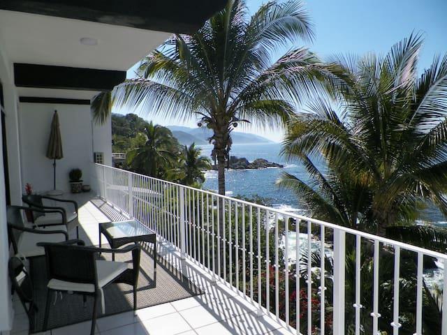 Casa del Mar- Breathtaking Ocean View, Mismaloya