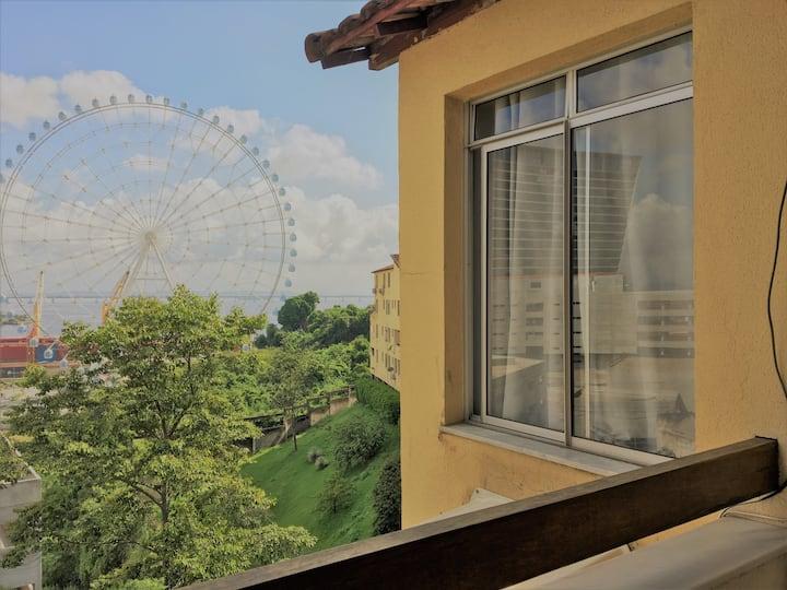 Apartamento Porto do Rio