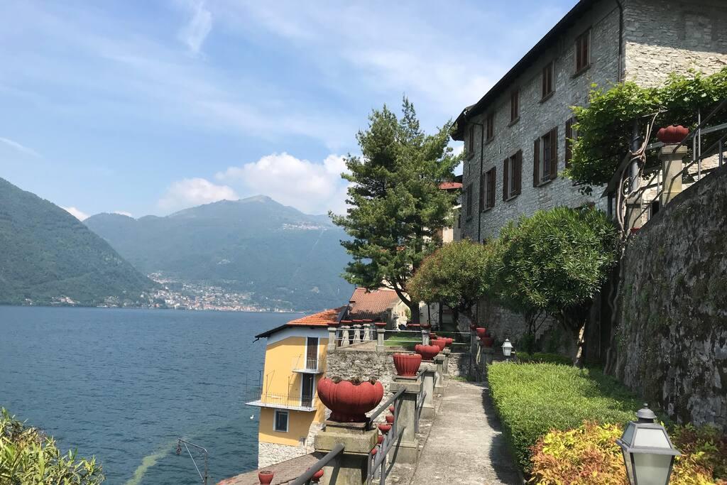 Villa Lombardi - Nesso Como Lake