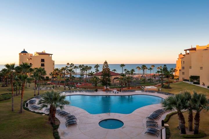 Princesa Resort C-305 Shore Beats Work 1 BR Ocean View