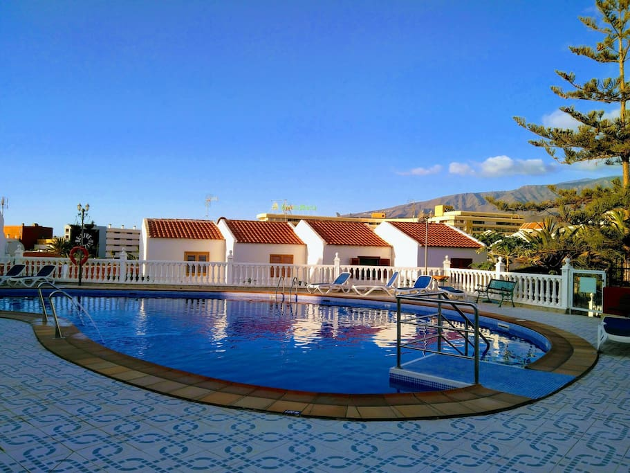 Lovely apartment first zone of tenerife appartamenti in for Appartamenti affitto tenerife