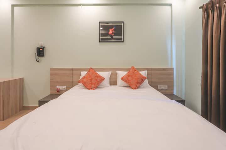Cozy room in the heart of Porvorim 106