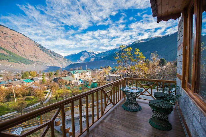 Exotica Manali 7BR - DISINFECTED BEFORE EVERY STAY