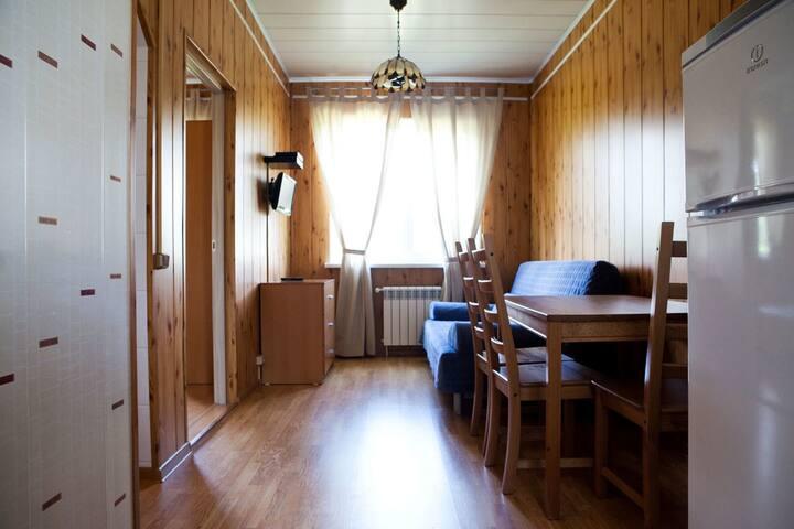 Уютные апартаменты в Доме-Корабле
