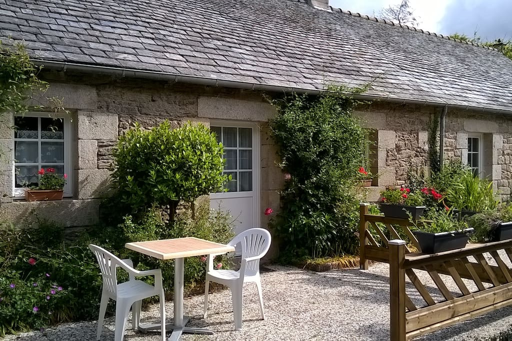 Chambre d 39 h tes long re r nov e bed and breakfasts for for Chambre d hote brittany