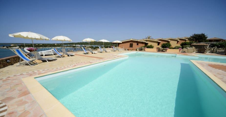 Villaggio MARINELEDDA - BILOCALE 4 pax - Marinella - Lejlighed